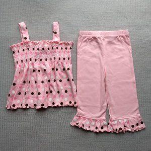 Miniwear - NWT - Shirt and Capri Set